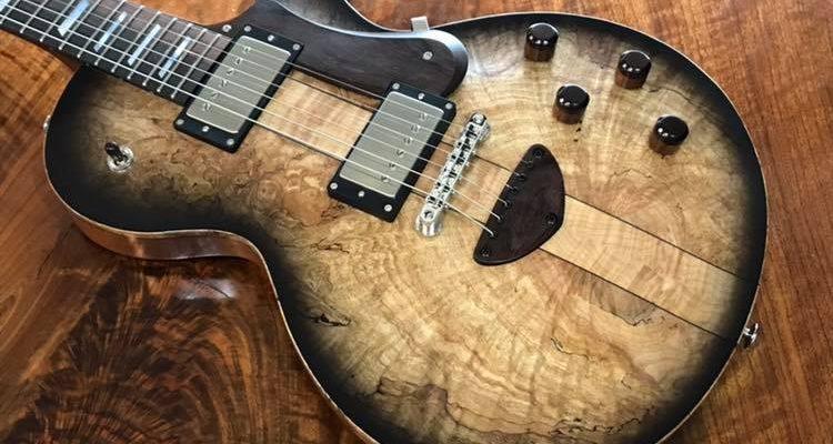 【クロサワ楽器 池袋店さんにオーダーギター納品完了! その② 】